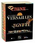 echange, troc Coffret Versailles + Egypte + Chine