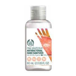 The Body Shop Pink Grapefruit Antibacterial Hand Sanitizer, 2.0-Fluid Ounce