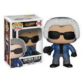 Flash TV Series Captain Cold Pop! Vinyl Figure - 1