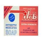 IKB Antibacterial Soap 2.81oz by IKB