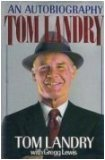 img - for Tom Landry: An Autobiography book / textbook / text book