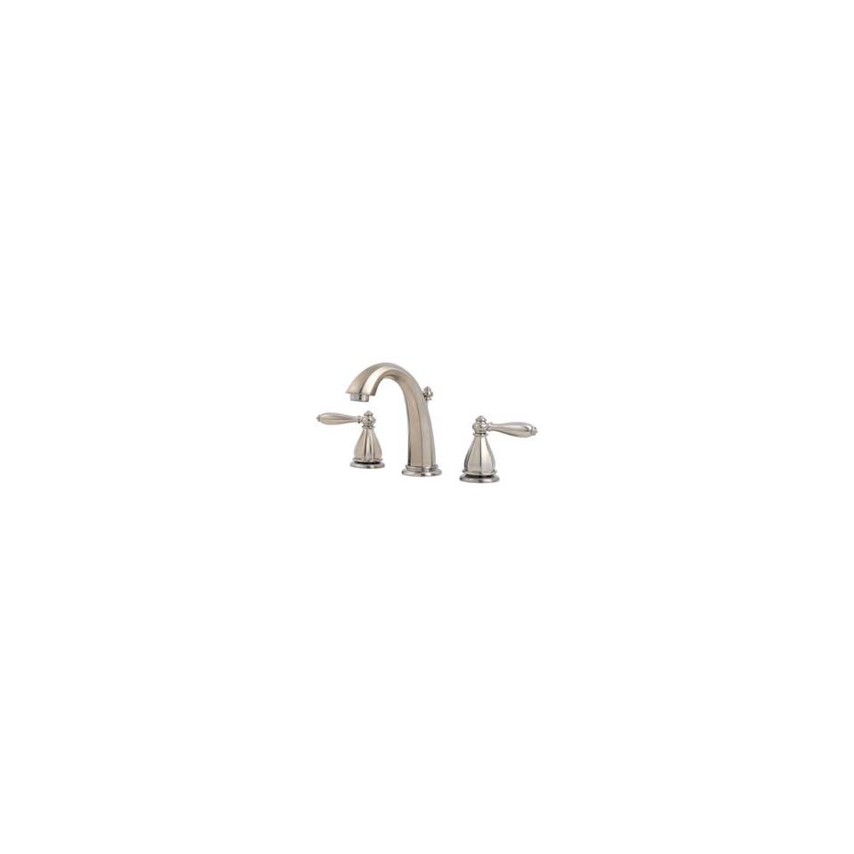 Price Pfister GT49RP0K Portola 8 Widespread Bathroom Faucet   Brushed Nickel
