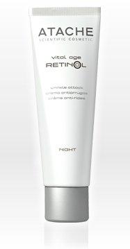 Atache -Vital Age Retinol - Wrinkle Attack Night Cream - 50ml