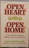 Open Heart-Open Home (0891911111) by Mains, Karen B.