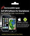 Sonocaddie I-phone Software For 5 Courses Electronics accessories other