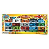Rhode Island Novelty Diecast Cars, Set of 25