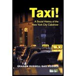 img - for Taxi! A Social History of the New York City Cabdriver by Hodges, Graham Russell Gao [Johns Hopkins University Press,2007] [Hardcover] book / textbook / text book