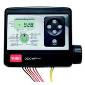 Toro DDCWP-6-9V Waterproof 6 Station Battery Controlled Controller (Toro Timer compare prices)