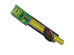 Jointed Goal Post With Football Cutout Pkg/1