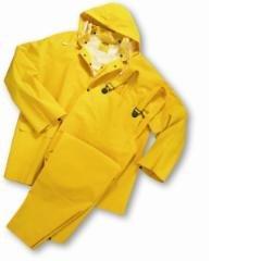 Flame Resistant 3-Piece Rainsuit 35Mm - 4035Fr(6 Extra Large)