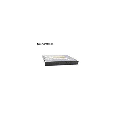 HP IDE DVD-ROM drive (MultiBay) 8x-max speed, slim form factor, DC352A, 138230-B25 (8x-max speed, slim form factor)