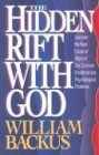Hidden Rift with God (1556610971) by Backus, William