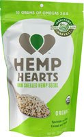 Manitoba Harvest Hemp Hearts Raw Shelled Hemp