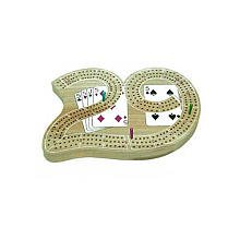 John Hansen Solid 29 Cribbage Game Board Game - 1