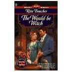 Book Review on The Would-be Witch (Signet Regency Romance) by Rita Boucher