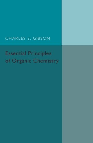Essential Principles of Organic Chemistry