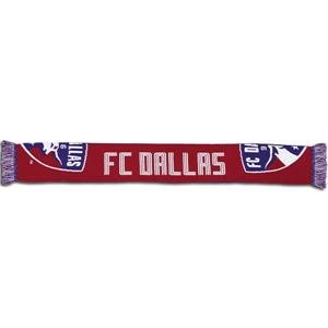 FC Dallas MLS Scarf