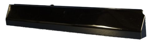 Lg Electronics Mdx38927302 Microwave Oven Vent Grill, Black