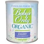 Baby's Only Organic Toddler Formula Powder, Dairy Based 12.7 oz