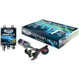 Pyle PHD9007K12K Dual Beam 9007 HID Xenon Driving Light System