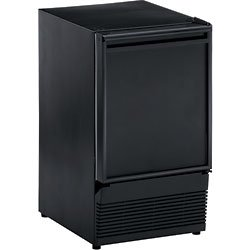 U-Line Origins Series Ice Maker - 25lb Capacity: Black