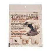 D P Wagner 44001 4 inch X 4 inch Drywall Repair Patch