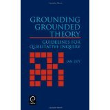 img - for Grounding Grounded Theory: Guidelines for Qualitative Inquiry [HARDCOVER] [1999] [By Ian Dey] book / textbook / text book