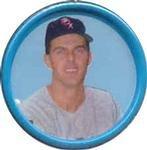 1963 Salada Tea Coins (Baseball) Card# 60 Jim Landis Of The Chicago White Sox Exmt Condition