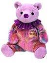 Imagen de IDAD Beanie Baby - febrero el cumpleaños del oso [Toy]
