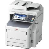 Oki Data Mb760 49 Ppm Mono Mfp (Print, Copy, Scan, Fax)
