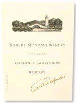Robert Mondavi Winery Cabernet Sauvignon Reserve 2000 750Ml