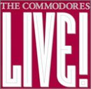 Commodores Album - Live (Front side)