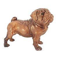 Pug Statuette