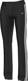 Adidas Damen Basic Ult 3-Streifen 3s st Hose Black/black/wht, Größe Adidas:ML