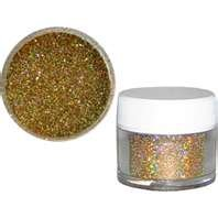 CK Products Disco Dust, 5gm, Gold Hologram