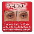 EVAPORTE Eye Cream for Women - Dark Circles & Eye Bags Formula - Clinically Tested, Immediate and Long Term Benefits