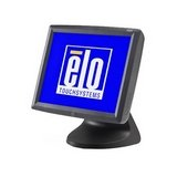 ELO E659634 1529L 15-Inch LCD Monitor with Accu Touch USB Controller MSR (Gray)