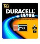 duracell ultra lithium photo battery  123   3 volt