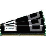 Crucial CT3K4G3ERSLD8160B 12GB (3x 4GB) Memory Kit