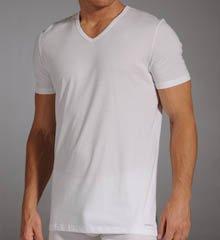 Emporio Armani 3-Pack V-Neck T-Shirt 110856 L/White