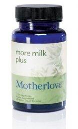 Motherlove More Milk Plus Pack Of 2 (60 Herbal Liquid Capsules/Each) front-712673