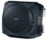 Amazon.com: Infinity Basslink 200-Watt, Dual 10-Inch Powered Subwoofer System (Black): Car Electronics