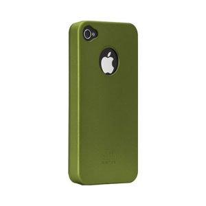 Case-Mate Barely There Slim Case for iPhone 4 (Green)