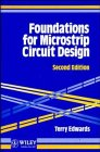 img - for Foundations for Microstrip Circuit Design, 2nd Edition book / textbook / text book