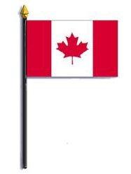 Canada Flag 4 x 6 inch