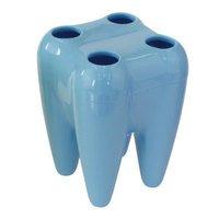 歯型歯ブラシスタンド ブルー