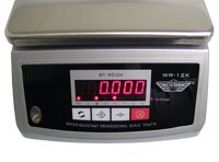 PROMOTION : Balance de cuisine professionnelle inox et étanche 12kg x 1g