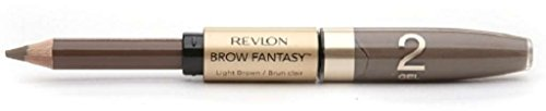 Revlon Brow Fantasy, Light Brown, 0.04 Oz, 2 Ea