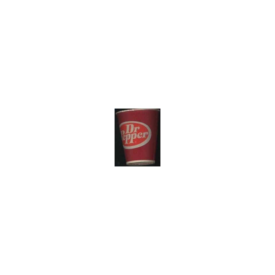 Vintage Dr. Pepper Soda Cup 1960