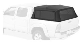 Bestop® 76308-35 Black Diamond Supertop® for Truck Bed Cover (5.0' Bed) for 2005-2012 Toyota Tacoma Double Cab